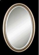 Petite Manhattan Oval Mirror Product Image