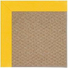 Creative Concepts-Raffia Canvas Sunflower Yellow