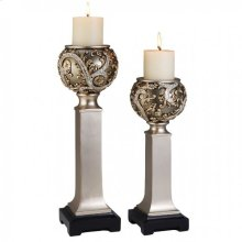 Estelle Candle Holder Set (4/box)