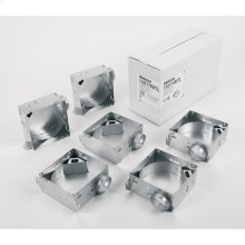 Housing Pack for 1670F, 1671F, 1688F and 1689F (damper/metal duct connector included)