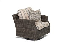 Cascade Swivel Glider Chair