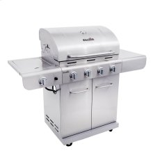 "ADVANTAGE "" 4 BURNER GAS GRILL"