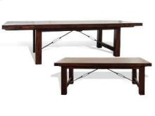 Vineyard Extension Table w/ Turnbuckle