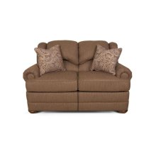 Drake Living Room Double reclining loveseat 2933 at Furniture