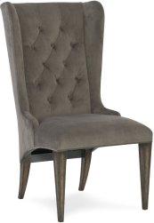 Arabella Upholstered Host Chair