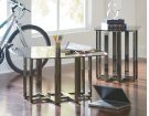 Cocktail Table Glass Top Product Image