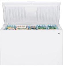 GE® 19.9 Cu. Ft. Manual Defrost Chest Freezer