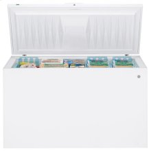 GE® 19.9 Cu. Ft. Manual Defrost Chest Freezer