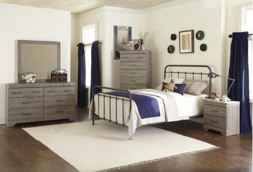 Kith Jourdan King Bed