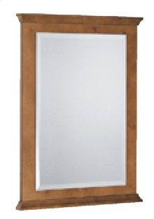 Mirror - Maple with Walnut Stain