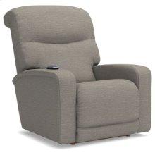 Levi PowerReclineXR® Reclina-Rocker® Recliner w/ Two-Motor Massage & Heat
