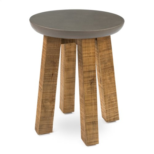 Gretchen Side Table, Tall