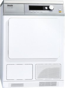 PT 7135 C Vario EL Condenser dryers For simple and flexible installation without vent ducting.