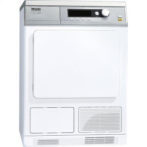 MielePT 7135 C Vario [EL] Condenser dryers For simple and flexible installation without vent ducting.