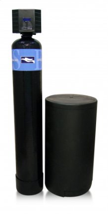 """Point of Entry Softener Unit Suitable for All Homes with 3/4"""" to 1 1/4"""" Line Sizes."""