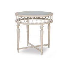 Carlysle Lamp Table