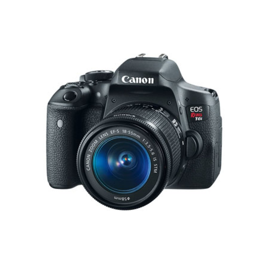 Canon EOS Rebel T6i EF-S 18-55mm f/3.5-5.6 IS STM Lens Kit EOS Digital SLR