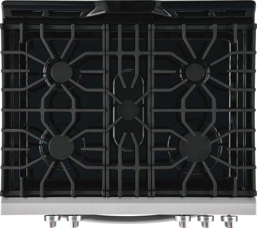 Frigidaire 30'' Front Control Freestanding Gas Range