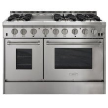 """48"""" with Griddle AGA and Marvel > Feed"""