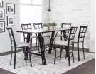 Elm (30x72) 7pc Pub Dining Set Product Image