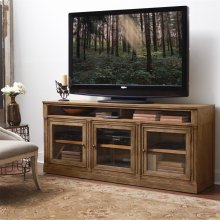 Sherborne - TV Console - Toasted Pecan Finish