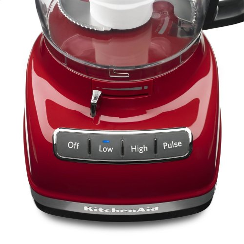 11-Cup Food Processor with ExactSlice System - Empire Red