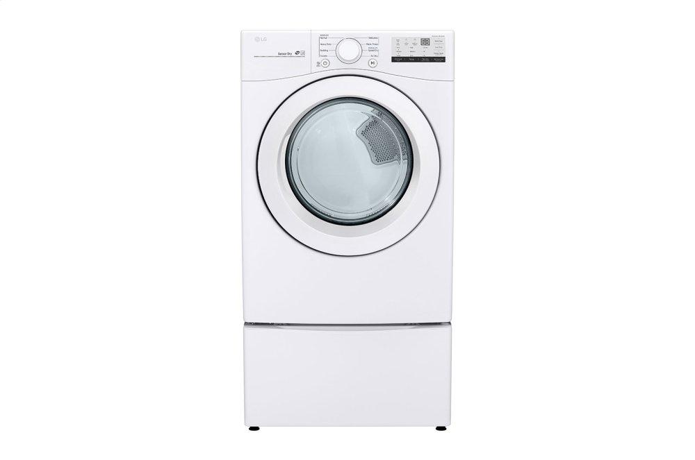 LG Appliances7.4 Cu. Ft. Ultra Large Capacity Gas Dryer