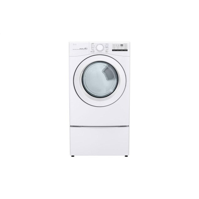 LG Appliances 7.4 cu. ft. Ultra Large Capacity Gas Dryer