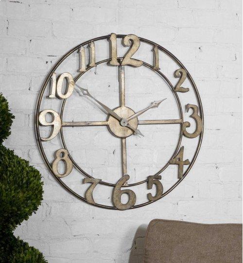 Delevan Wall Clock