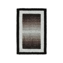 England Floor Coverings Rope Shaggy RS-1 Black 5' x 8' Rectangle 101760