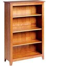 Newberry Small Bookcase