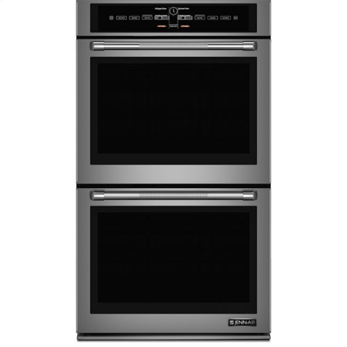 "30"" Double Wall Oven with V2 Vertical Dual-Fan Convection System"