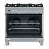 """Fisher & Paykel Dual Fuel Range, 36"""", 5 Burners, Self-Cleaning"""