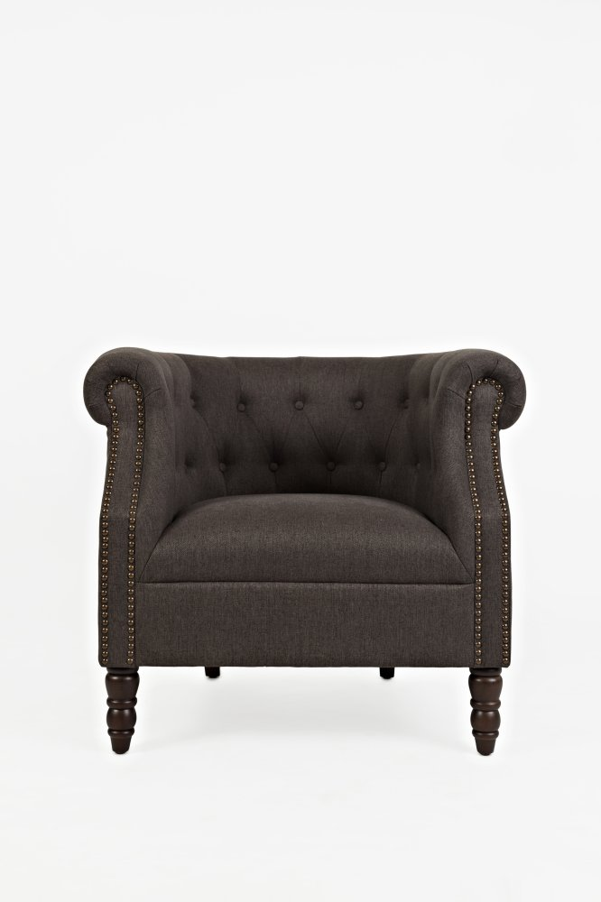 Hidden · Additional Grace Club Chair  Easy Living Charcoal