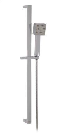 Aquamadison complete shower rail