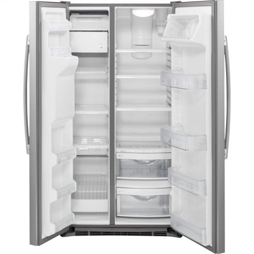 GE® 21.9 Cu. Ft. Counter-Depth Side-By-Side Refrigerator [OPEN BOX]