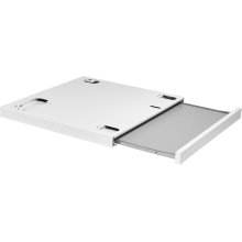 Single Shelf - White