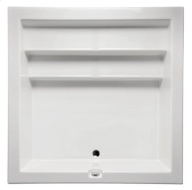 Tub Only/Soaker Square without Airbath