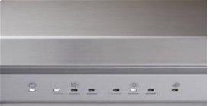 """Alta 36"""" 400 CFM <0.5 Sones Stainless Steel Range Hood"""
