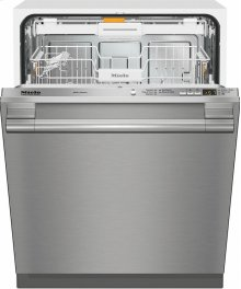 G 4998 SCVi SF AM Fully-integrated, full-size dishwasher with hidden control panel, cutlery tray and CleanTouch Steel panel