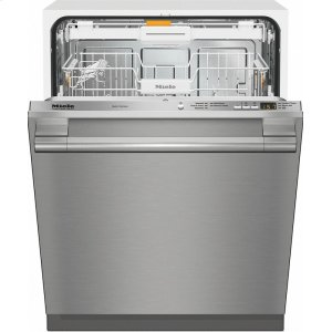 MieleG 4998 SCVi SF AM Fully-integrated, full-size dishwasher with hidden control panel, cutlery tray and CleanTouch Steel panel