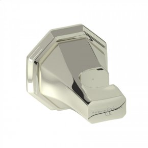 Polished Nickel Perrin & Rowe Deco Fixed Parking Bracket For Handshower