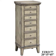 Meredith Jewelry Armoire