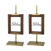 Rockford Set of 2 Picture Frames - Large