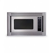 Brushed Stainless Steel Microwave oven