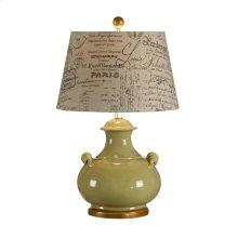 Niccolo Lamp - Sage
