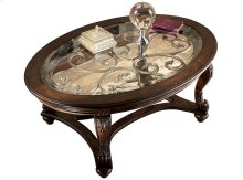 HOT BUY CLEARANCE!!! Oval Coffee Table