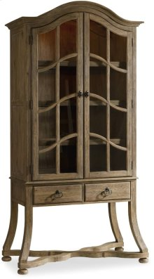 Corsica Display Cabinet