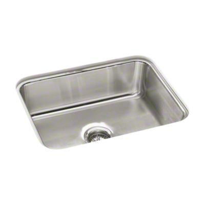 "McAllister® 24"" x 18"" x 8"" Undercounter Single-basin Kitchen Sink"