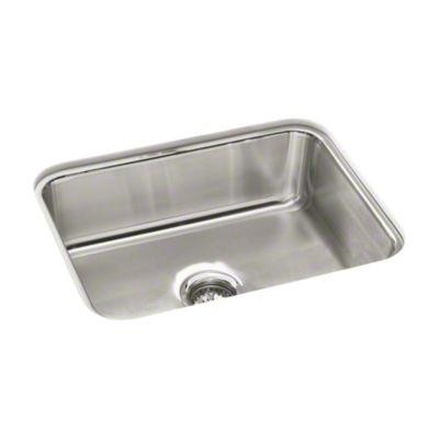"McAllister® 24"" x 18"" x 8"" Undercounter Single-basin Kitchen Sink"
